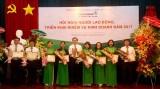Vietcombank Bình Dương: Đơn vị hoàn thành xuất sắc nhiệm vụ trong toàn hệ thống Vietcombank