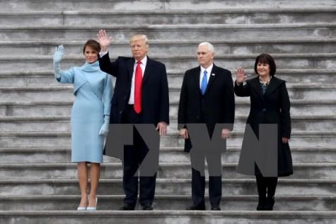 Lãnh đạo Việt Nam điện mừng Tổng thống Hoa Kỳ nhậm chức