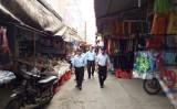 Tăng cường bảo đảm an ninh trật tự ở các chợ ngày cận tết