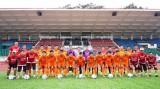 Thi đấu tập huấn ĐT U23 Việt Nam - U23 Malaysia:  Trông chờ sự thể hiện của đội chủ nhà