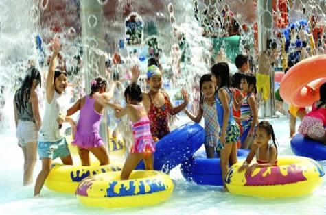 Dịp tết, các điểm du lịch phục vụ 287.000 lượt khách tham quan
