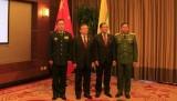 中缅外交国防2+2高级别磋商在昆明举行