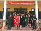 Hội Liên hiệp phụ nữ tỉnh: Làm tốt công tác hậu phương quân đội