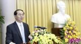 陈大光主席:进一步提高战略参谋工作质量 为党和国家的领导和指导提供更好的服务