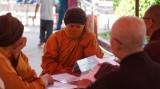 Xử lý kiên quyết hành vi khất thực tại các miếu, chùa