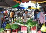 Thị trường sau tết: Sức tiêu thụ giảm