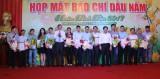 Họp mặt báo chí đầu năm Đinh Dậu 2017