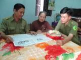 Công an xã Thanh An, huyện Dầu Tiếng: Tích cực vận động người dân phòng, chống tội phạm