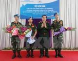 Việt Nam đang thực hiện gìn giữ hòa bình ở CH Trung Phi, Nam Sudan