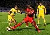 Đấu sớm vòng 6 V-League 2017 : Ngôi đầu sẽ đổi chủ?