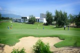 Golfers tee up for tourney at FLC Quy Nhon Resort
