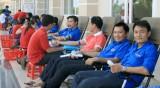 2016年越南全国无偿献血总量达140万个单位