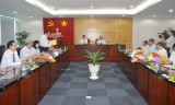 Ban Thường vụ Tỉnh ủy: Tổ chức trao các quyết định bổ nhiệm và nghỉ hưu cho cán bộ