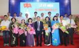 平阳各工业区工会举行成立和发展15周年纪念会