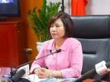 Thủ tướng yêu cầu kiểm tra thông tin về khối tài sản của Thứ trưởng Hồ Thị Kim Thoa