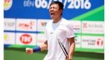 2017年中国男网F2未来赛:李黄南晋级次轮