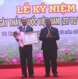 Ngành y tế họp mặt kỷ niệm 62 năm Ngày Thầy thuốc Việt Nam