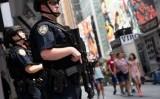 Xả súng ở thủ đô Washington, 2 nhân viên cảnh sát bị thương