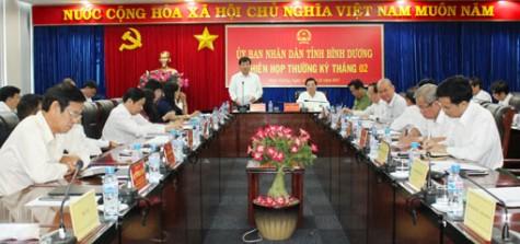 Ông Trần Thanh Liêm, Phó Bí thư Tỉnh ủy, Chủ tịch UBND tỉnh: Tập trung thực hiện tốt các Chương trình hành động của Tỉnh ủy, Kế hoạch của UBND tỉnh