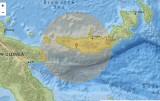 Lại xảy ra động đất mạnh 6,5 độ Richter ở Papua New Guinea