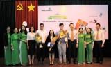 """Vietcombank Bình Dương: Trao giải thưởng chương trình """"Tất niên mua sắm, tân niên nhận quà"""""""