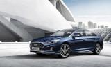 Hyundai Sonata phiên bản nâng cấp chính thức lộ diện