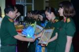 Quân đoàn 4: Ra mắt Câu lạc bộ Phụ nữ yêu thích, bảo tồn các làn điệu hát ru và dân ca