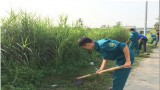 Tuổi trẻ phường Vĩnh Phú, TX.Thuận An: Sôi nổi các hoạt động Tháng Thanh niên