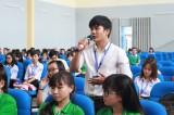 """Hơn 600 sinh viên tham gia diễn đàn """"Sinh viên 5 tốt"""""""