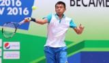 Lý Hoàng Nam ngược dòng vào tứ kết giải quần vợt nhà nghề Nhật Bản
