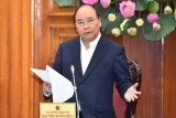 阮春福总理:大力吸引民间资本投入交通运输领域