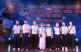 Cuộc thi khoa học kỹ thuật cấp quốc gia khu vực phía Nam: Bình Dương đoạt 5 giải thưởng
