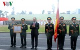 Binh chủng Đặc công nhận Huân chương Quân công hạng Nhất