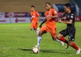Vòng 10 V-League: Long An và Bình Dương đều thất bại