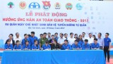 Traffic Safety Year 2017 launched in North Tan Uyen