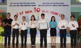 Kỷ niệm 10 năm thành lập CLB Phụ trách tình nguyện - CLB Tình nguyện xanh