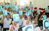 """100 thí sinh tham gia cuộc thi """"Rung chuông vàng"""" tìm hiểu pháp luật"""