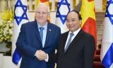 越南政府总理阮春福:越南和以色列关系会更蓬勃发展