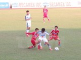National U-19 football championship takes place in Binh Dinh