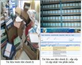 Sở Tài nguyên và Môi trường: Ứng dụng công nghệ thông tin xây dựng cơ sở dữ liệu số kho lưu trữ