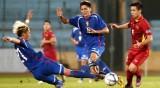 国际足球友谊赛:越南队与中华台北队1-1握手言和