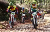 Int'l cycling tournament opens in Lam Dong