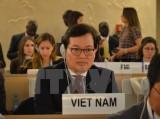 Thông điệp chung của Việt Nam gửi tới Hội đồng Nhân quyền LHQ