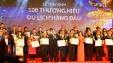 2016年胡志明市旅游品牌百强表彰大会在胡志明市举行