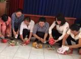 Hội LHPN phường Tân Định, Tx.Bến Cát: Thiết thực chăm lo cho đời sống hội viên