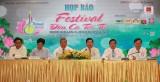 2017年平阳省第二届国家琴歌才子艺术联欢会记者会
