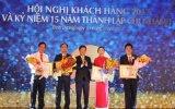 Vietinbank chi nhánh KCN Bình Dương: Kỷ niệm 15 năm thành lập và hội nghị khách hàng