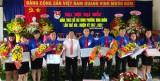 Phường đoàn Bình Nhâm , TX.Thuận An: Tổ chức thành công Đại hội lần thứ XIII, nhiệm kỳ 2017-2022