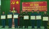 Đảng bộ quân sự Tx.Tân Uyên: Thực hiện tốt Chỉ thị số 235, xây dựng tổ chức Đảng trong sạch, vững mạnh