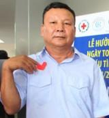 Chú Nguyễn Quốc Khanh: Hiến máu là cứu người
